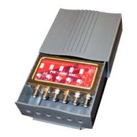 AMPLIF. 2 VHF + 3 UHF C/Filtros